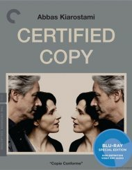 Certified Copy: The Criterion Collection Blu-ray