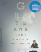 Grays Anatomy: The Criterion Collection Blu-ray