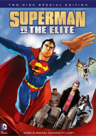 Superman Vs. The Elite: Special Edition Movie