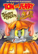 Tom & Jerry: Tricks And Treats Movie
