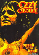 Ozzy Osbourne: Speak Of The Devil Movie