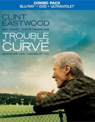 Trouble With The Curve (Blu-ray + DVD + Ultraviolet) Blu-ray