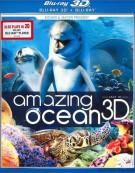 Amazing Ocean 3D (Blu-ray 3D + Blu-ray) Blu-ray