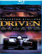 Driven Blu-ray