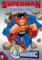 Superman Super-Villains: Brainiac Movie