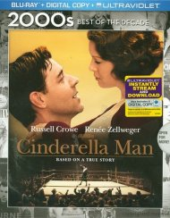 Cinderella Man (Blu-ray + Digital Copy + UltraViolet) Blu-ray