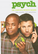 Psych: The Complete Seventh Season Movie