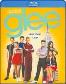 Glee: The Complete Fourth Season Blu-ray
