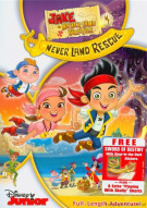 Jake And The Never Land Pirates: Jakes Never Land Rescue Movie