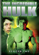 Incredible Hulk, The: The Complete Second Season (Repackage) Movie