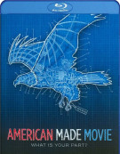 American Made Movie (Blu-ray + DVD Combo) Blu-ray