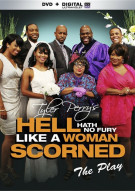Tyler Perrys Hell Hath No Fury Like A Woman Scorned - The Play (DVD + UltraViolet) Movie