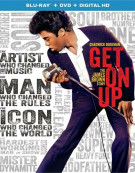 Get On Up (Blu-ray + DVD + UltraViolet) Blu-ray