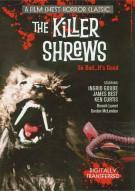 Killer Shrews, The Movie