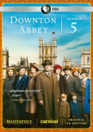 Downton Abbey: Season 5 Movie