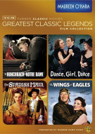 TCM Greatest Classic Films: Maureen OHara Movie