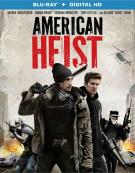 American Heist (Blu-ray + UltraViolet) Blu-ray