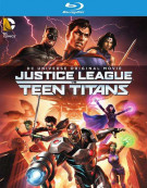 Justice League Vs Teen Titans (Blu-ray + DVD + UltraViolet) Blu-ray