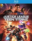 Justice League Vs Teen Titans (Blu-ray + DVD + UltraViolet) Blu-ray