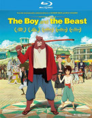 Boy And The Beast, The: The Movie (Blu-ray + DVD) Blu-ray