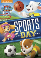 Paw Patrol: Sports Day Movie