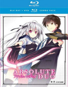 Absolute Duo: The Complete Series  Blu-ray