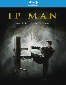 IP MAN TRILOGY (Blu-Ray) Blu-ray