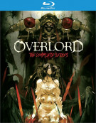 Overlord: Coplete Series-Limited Edition (Blu-ray + DVD Combo) Blu-ray