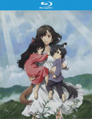 Wolf Children: Hosoda Collection Collectors Edition (Blu-ray + DVD Combo + Ultra-Violet) Blu-ray