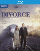 Divorce: The Complete First Season (Blu-ray + UltraViolet) Blu-ray