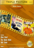 Western Classics: Triple Feature - Volume 1 Movie