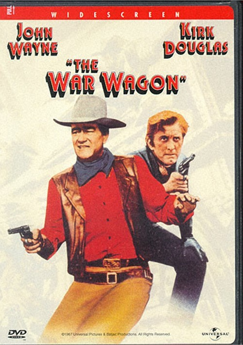 War Wagon, The Movie