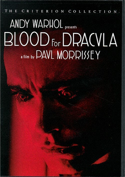 Blood For Dracula: The Criterion Collection Movie