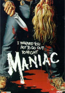 Maniac: Limited Edition Tin Movie
