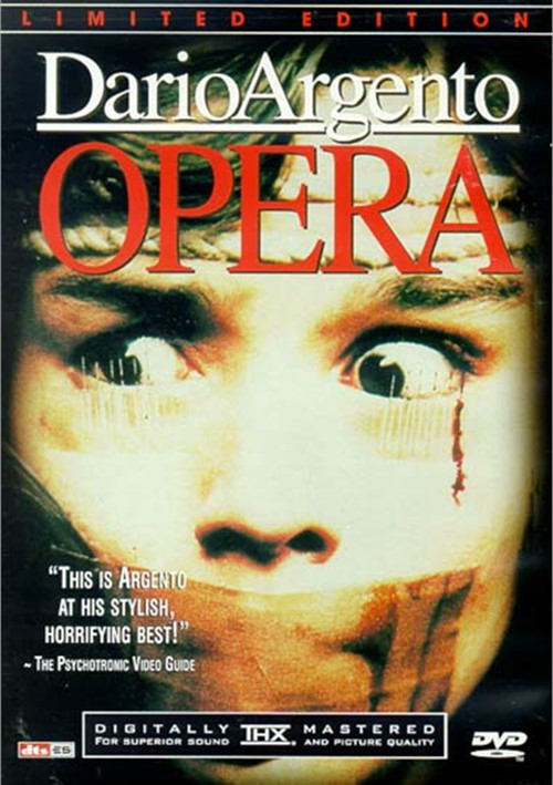 Opera: Limited Edition Movie