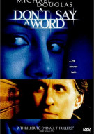 Dont Say A Word Movie