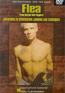 Flea: Adventures in Spontaneous Jamming & Techniques Movie