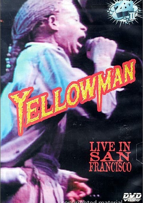 Yellowman: Live In San Francisco Movie