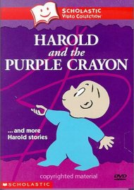 Harold And The Purple Crayon Movie