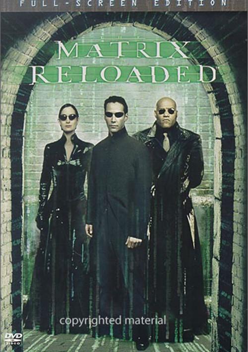 Matrix Reloaded, The (Fullscreen) Movie