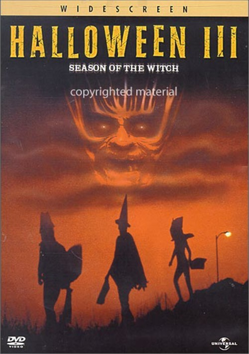 Halloween III: Season Of The Witch Movie