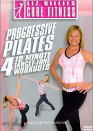 Progressive Pilates: 4 10 Minute Target-Tone Workouts Movie