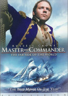 Master And Commander: The Far Side Of The World (Fullscreen) Movie