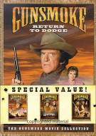 Gunsmoke Movie Collection, The Movie