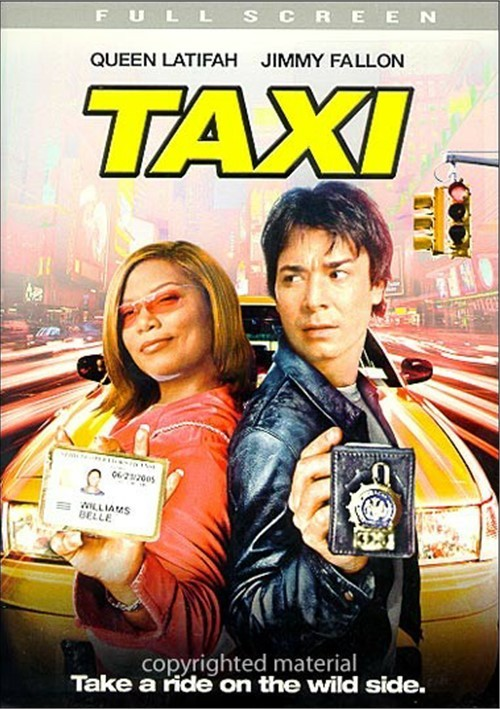 Taxi (Fullscreen) Movie
