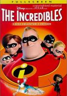 Incredibles, The (Fullscreen) Movie