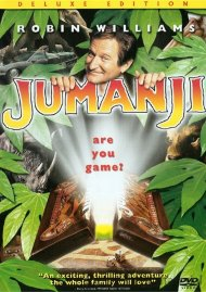 Jumanji: Deluxe Edition Movie
