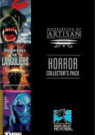 Horror Collectors 3-Pack Movie