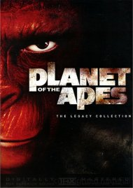 Planet Of The Apes: The Legacy Collection Movie
