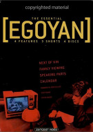 Essential Atom Egoyan Box Set, The Movie